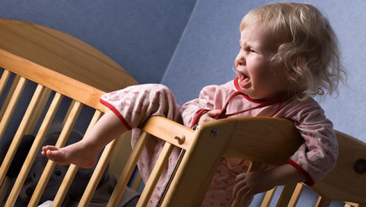 Ребенок с нерегулярным поведением